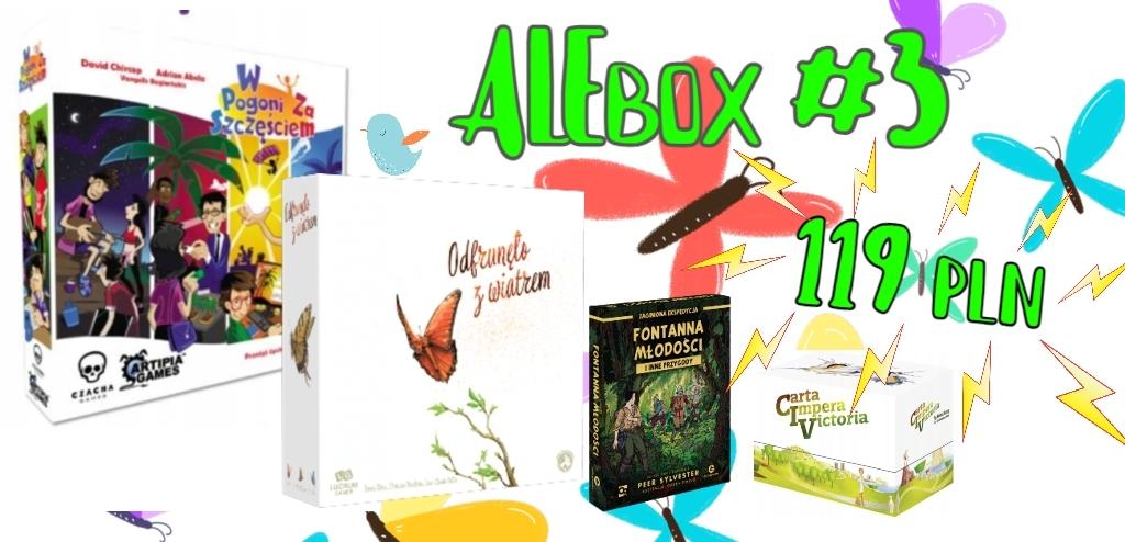 Wiosenny ALEbox vol.3