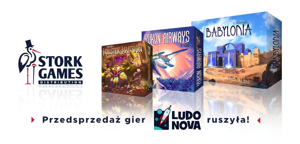 Stork Games - GRY